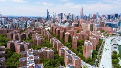 EEUU: Nueva York: Proyectan instalar casi 4 MW fotovoltaicos en las azoteas de un complejo de apartamentos en Manhattan