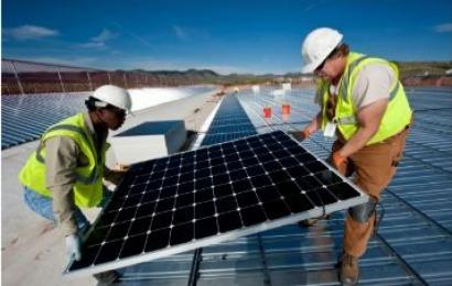 El trabajo en el sector solar creció un 20% en 2013