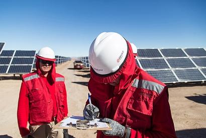 Eiffage Energía, un referente mundial en la construcción de instalaciones fotovoltaicas