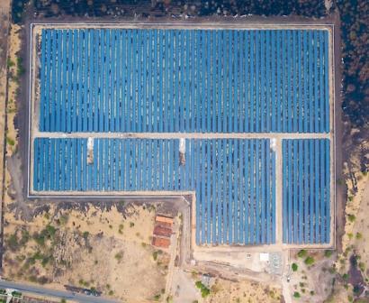 EL SALVADOR: Inauguran la primera de las diez plantas fotovoltaicas del proyecto Bósforo