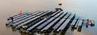 Holanda contará con una de las plantas solares flotantes mayores del mundo