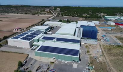 EDF instala 1,1 MW de potencia fotovoltaica para autoconsumo en Frinavarra