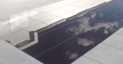 Un suelo para andar y producir electricidad