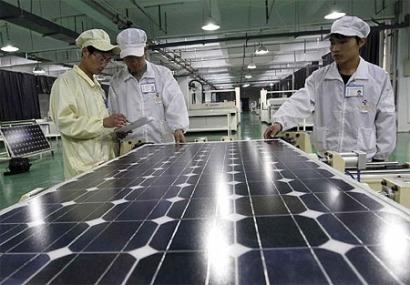 La OMC defiende a China en el contencioso fotovoltaico