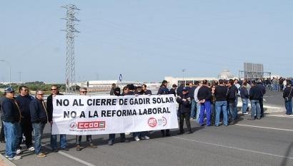 La doctrina Rajoy llega a las renovables, 20 días y a la calle