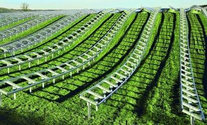 La mega planta fotovoltaica de Gehrlicher crece hasta los 300 MW