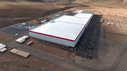 Panasonic invertirá 255 millones de dólares en la gigafactoría de Tesla