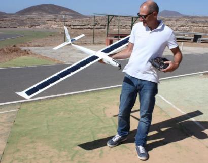 El ITER desarrolla un dron solar destinado a misiones de vigilancia aérea