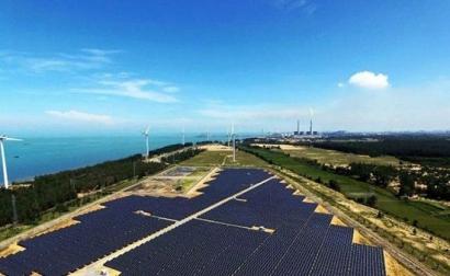 Una planta fotovoltaica digitalizada hace tres años por Huawei produce hoy un 20% más