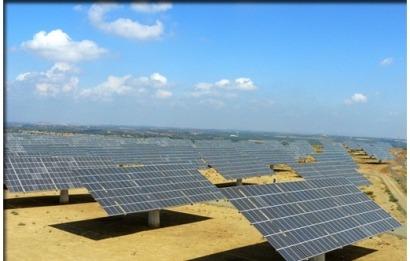 La española Isofoton desarrollará una planta fotovoltaica de 50 MW