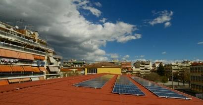 Los edificios ministeriales aprovechan tan solo el 1,25% de su potencial fotovoltaico