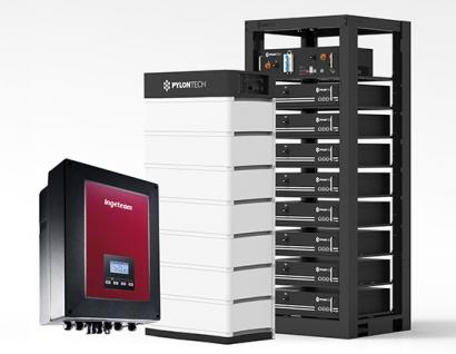 El inversor híbrido de Ingeteam es compatible con las baterías de alta tensión de Pylontech