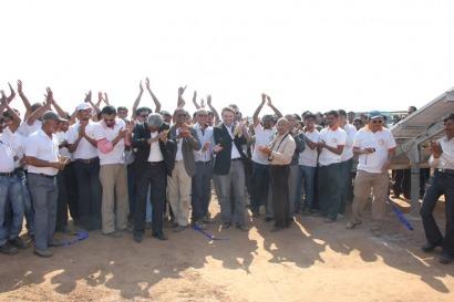ImMODO Solar construye un parque solar FV de 15 MW en la India
