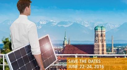 Intersolar Europe Conference 2016: explorando las tendencias de la energía solar