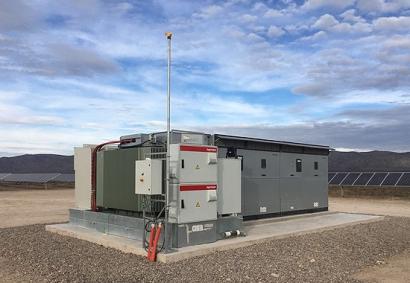 Ingeteam suministrará 555 MW de inversores fotovoltaicos a distintas plantas en México