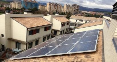Autoconsumos que ahorran más de un 90% en la factura de la luz en una vivienda unifamiliar