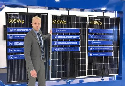 Un vistazo a Intersolar 2018 para saber qué nos deparará el futuro inmediato de la fotovoltaica