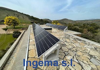 Nueva vida para una instalación fotovoltaica aislada