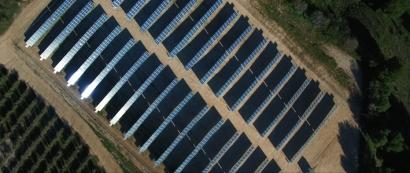 Powen construye una de las mayores plantas de bombeo solar para regadío de España