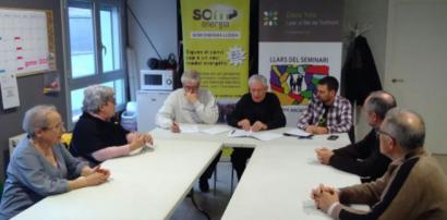 Som Energia pone en marcha en Lleida un proyecto dirigido a paliar la pobreza energética