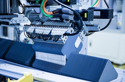 Siete fabricantes fotovoltaicos chinos establecen el tamaño estándar de la oblea de silicio M10