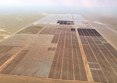 Chile: LONGi suministra los 123 MW para la planta fotovoltaica Granja de Solarpack