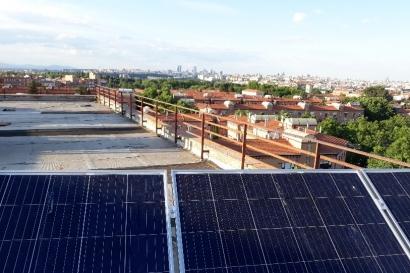 Un centro social de Madrid busca su autonomía energética con 6 kW