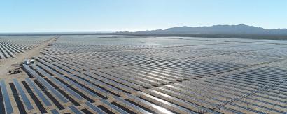 MÉXICO: Acciona concluye la instalación de la planta FV de Puerto Libertad, de 405 MWp