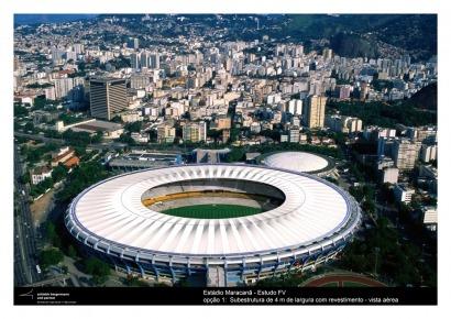 El Maracaná se convierte en estadio fotovoltaico