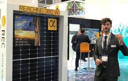 Los módulos fotovoltaicos que se han visto en Intersolar y que adelantan tendencias