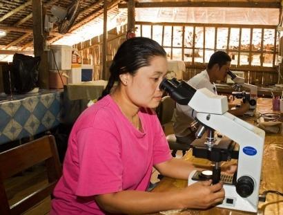 Fotovoltaica contra la malaria