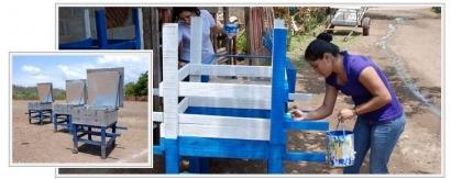 El proyecto nicaragüense Mujeres Solares gana el gran premio Energy Globe World