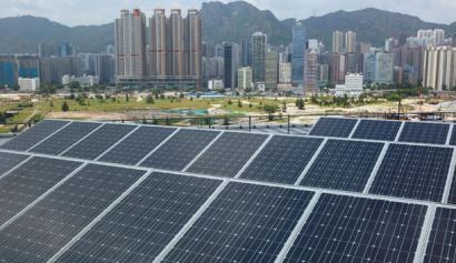 Las renovables generarán en 2022 tanta electricidad como la que ahora consume casi la mitad de la población mundial