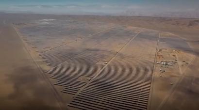 PERÚ: Entra en operaciones la planta fotovoltaica Rubí, la más grande del país, con 180 MW