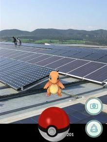Pokemon-fotovoltaica