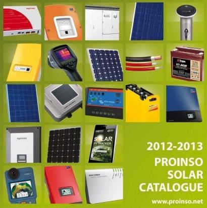 Proinso lanza en iPad, iPhone y Android un catalogo FV con más de 500 productos