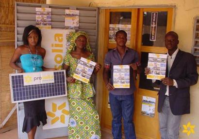 Prosolia y el principal banco de Senegal crean una línea de crédito fotovoltaico