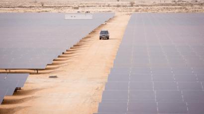 Mauritania se prepara para conectarse a la energía solar