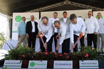 REPÚBLICA DOMINICANA: Inician la construcción de Solar Canoa, una planta fotovoltaica de 50 MW