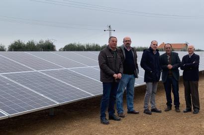 600 kW fotovoltaicos para el primer proyecto de autoconsumo para el riego en Extremadura