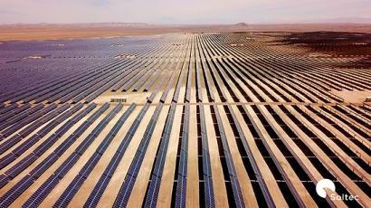 Soltec suministra 46 MW de seguidores solares, donde ya supera los 400 MW