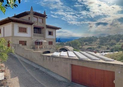Una instalación fotovoltaica en Burgos que pasa casi inadvertida
