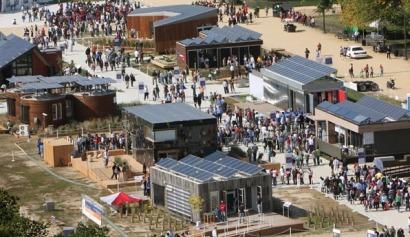 Las casas solares protagonistas de la semana de la construcción