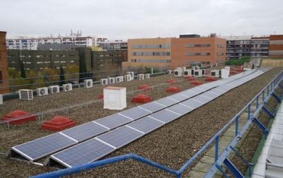 La facultad de matemáticas de la Universidad de Sevilla se suma al autoconsumo fotovoltaico