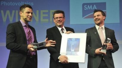 Intersolar premia a SMA por su Fuel Save Controller