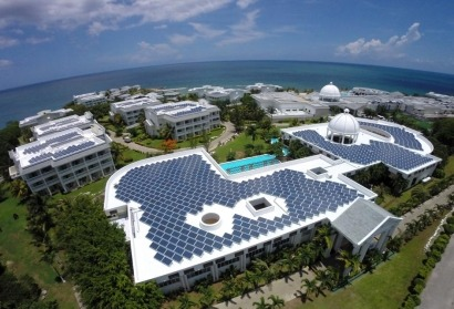 La española Sofos inaugura la mayor planta fotovoltaica de Jamaica