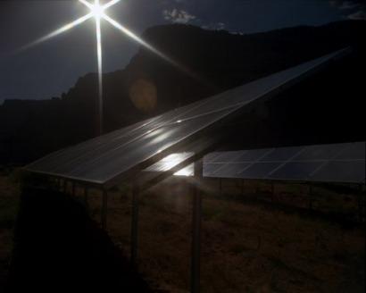 Récord mundial de producción fotovoltaica