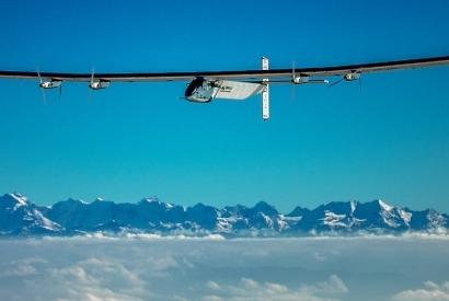 2015 será el gran año de Solar Impulse