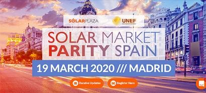 Solar Market Parity Spain: las oportunidades para el desarrollo solar… sin subsidios