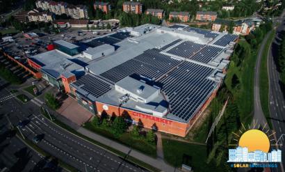 ¡Instalemos energía solar en todos los edificios nuevos y a rehabilitar de la UE!